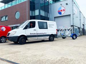 Haspelwagen V130 direct uitgeleverd aan Bekabe Bekabeling