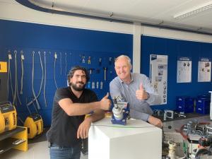 Kar Holding investeert in inblaasapparatuur